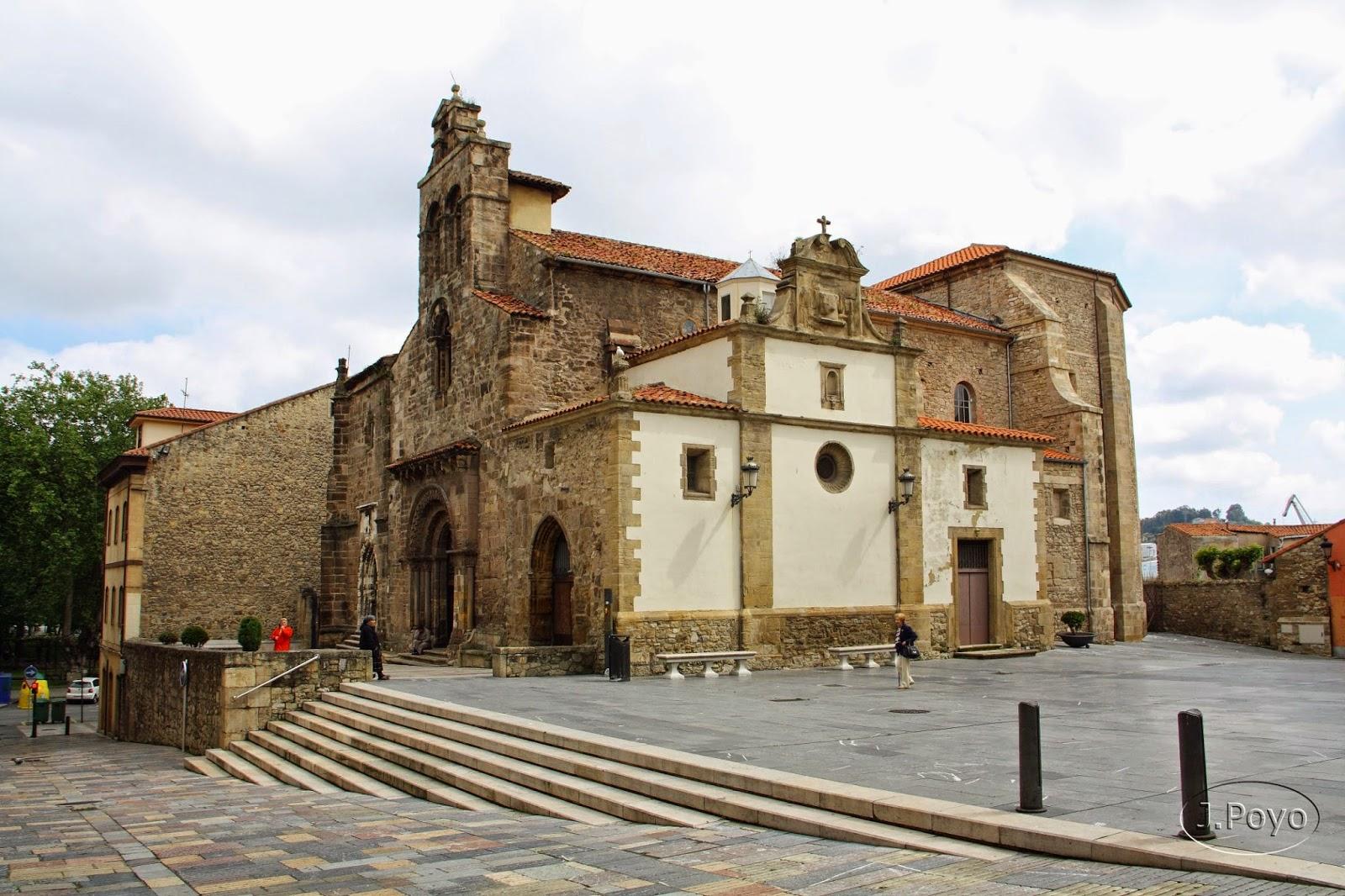 Iglesia de los Padres Franciscanos de Avilés