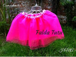 Falda Tutu