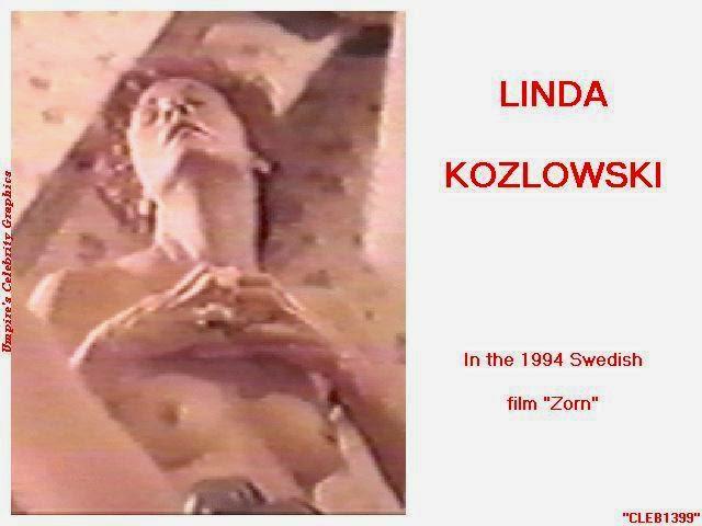 linda kozlowski neked pussy