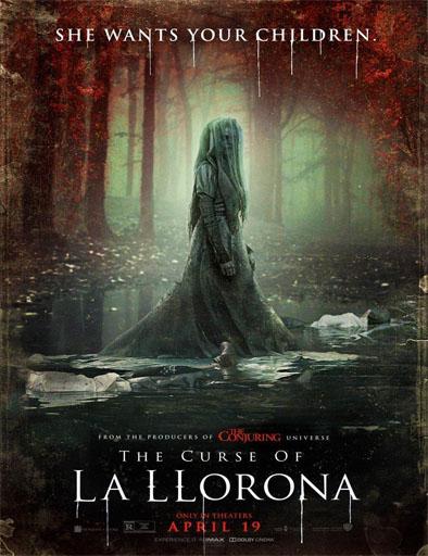 La Leyenda de la Llorona (The Curse of La Llorona) (2019)