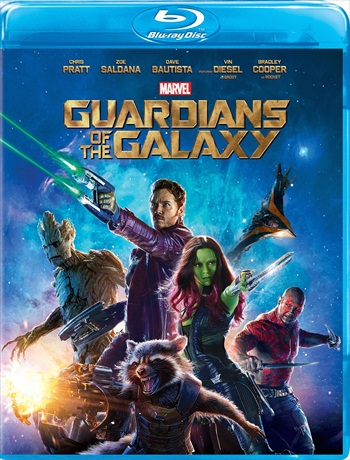 Guardians of the Galaxy 2014 Dual Audio Hindi Bluray Movie Download