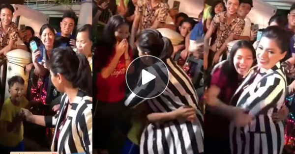 WATCH: This Video Shows How Much Angel Locsin Cares For Her Fans - Even The Little Ones!