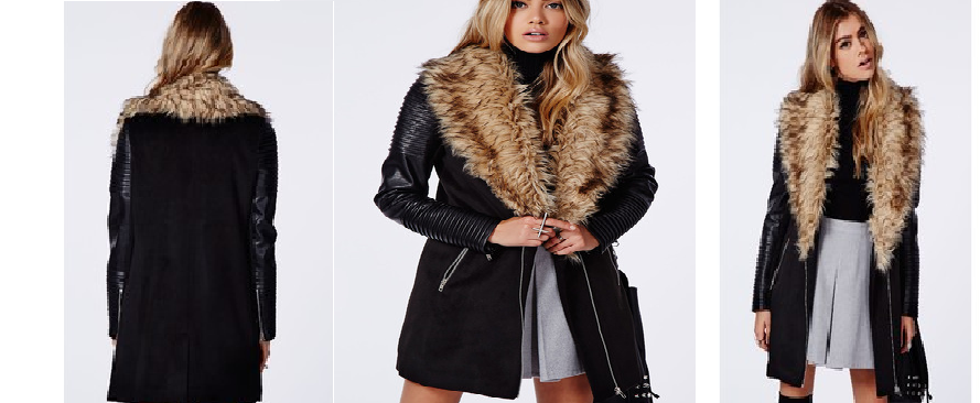 http://www.sheinside.com/Black-PU-Leather-Sleeve-Faux-Fur-Lapel-Coat-p-187371-cat-1735.html?aff_id=1237