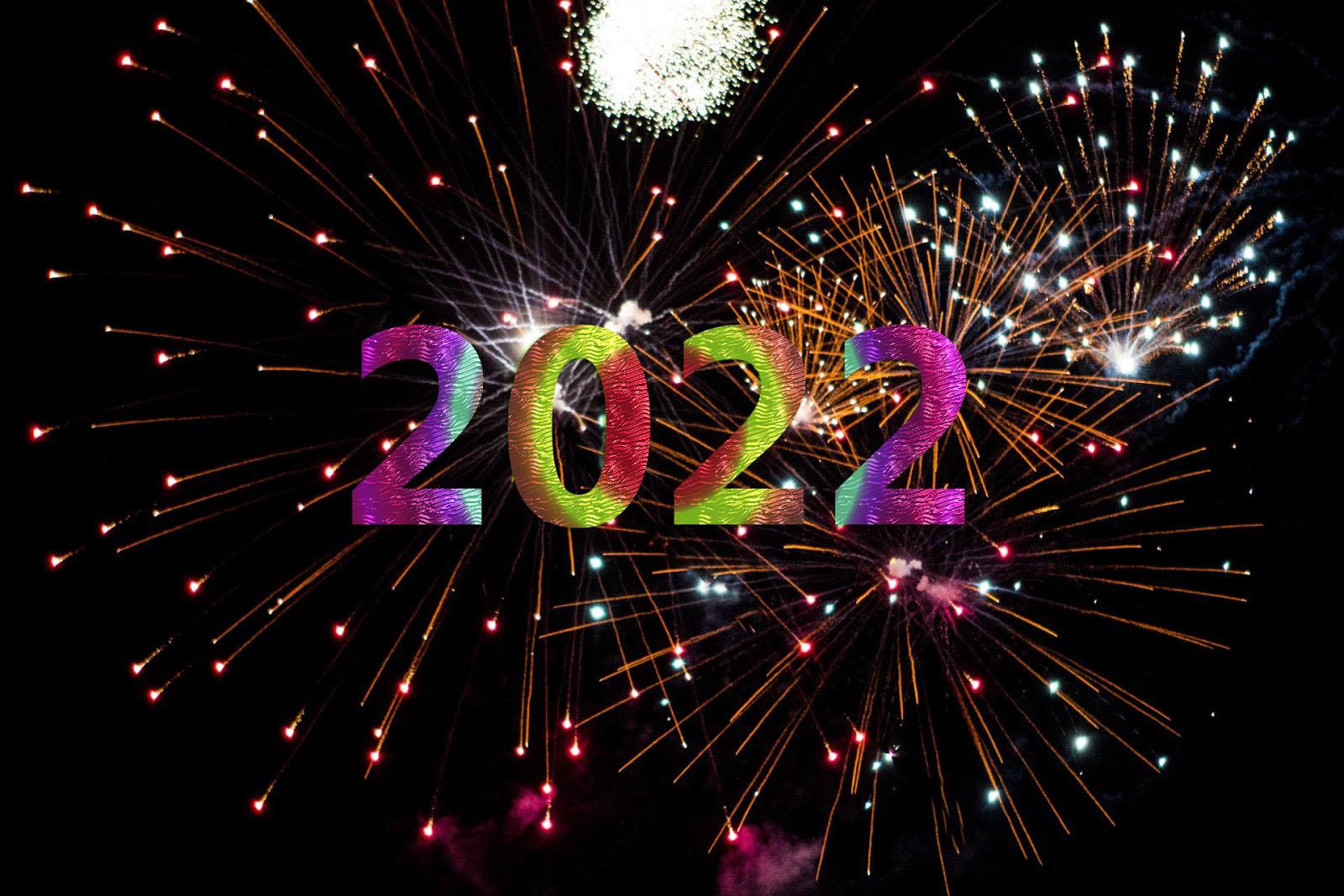 Những hình ảnh đẹp chúc mừng năm mới 2022