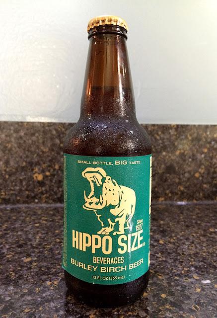 Hippo Size Burley Birch Beer