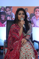 Shriya Saran and Meenakshi Dixit Pos at Quaker Feed A Child Campaign  0007.jpg