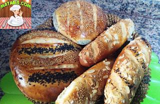 وصفة الخبز الشهي