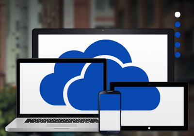 微軟雲端硬碟 OneDrive 雲端備份文件影片資料