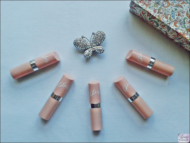 Rimmel Kate Moss nude collection