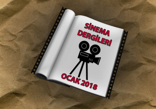 Ocak 2018 Sinema Dergileri