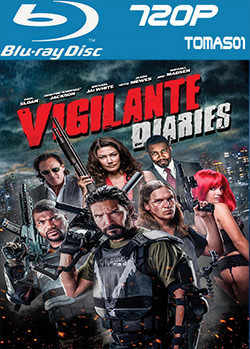 Vigilante Diaries (2016) BRRip 720p