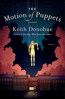 The Motion of Puppets - Keith Donohue [kindle] [mobi]