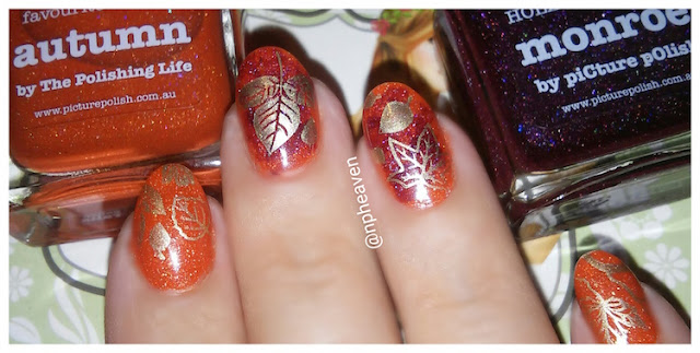picture polish autumn swatch
