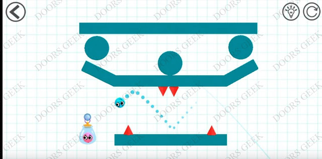 Love Shots Level 61 Solution, Cheats, Walkthrough for Android and iOS