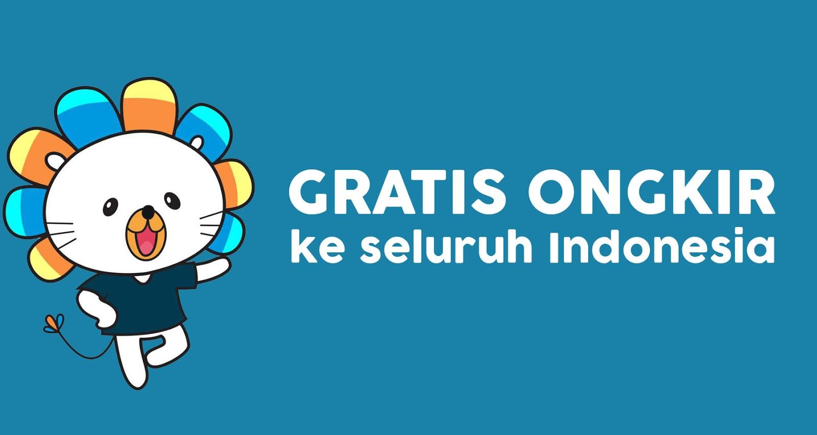 Area Free Ongkir Lazada Perhitungan Gratis Tiap Daerah Di Indonesia Cemiti