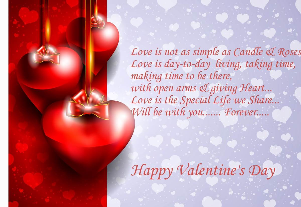 Happy Valentines Day Ideas Quotes Images Pictures Poems – Happy Valentines Card Messages