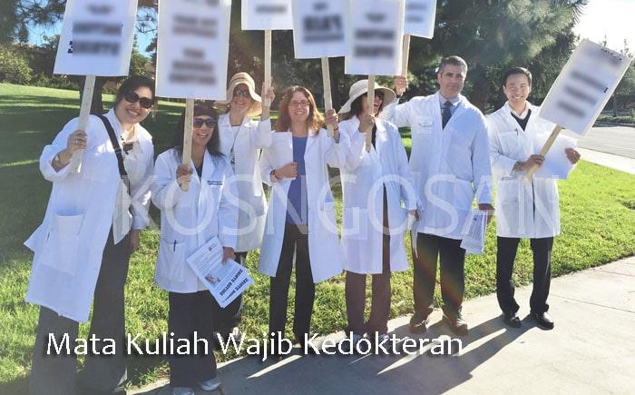 mata kuliah wajib kedokteran