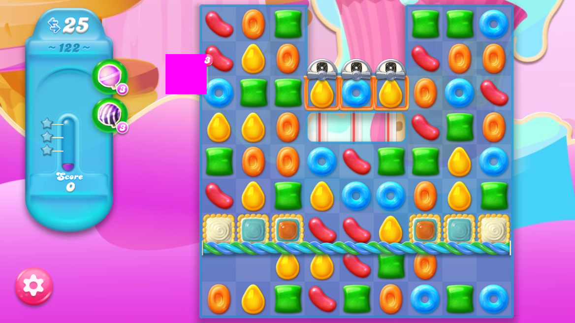 Candy Crush Jelly Saga 122