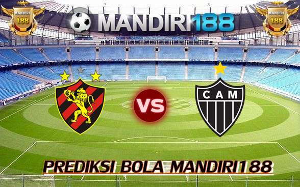 AGEN BOLA - Prediksi Sport Club do Recife vs Atletico Mineiro 16 Oktober 2017