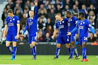 Daftar Nama Pemain Skuad Leicester City Terbaru 2017