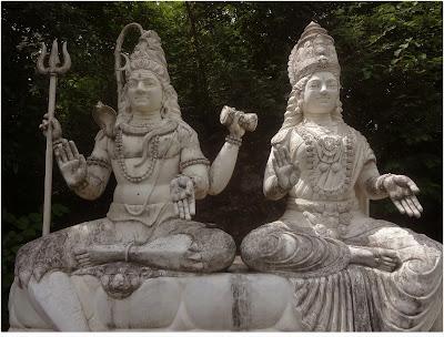 Paapulaveedu Shiva Statue