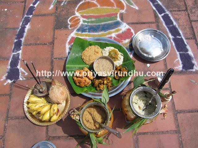 Thai Food Essay  Ivoiregion Priyas Virundhu Pongal Recipes All About Pongal
