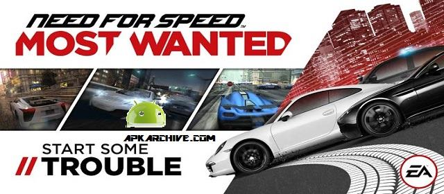 Need For Speed Most Wanted NFS apk indir Android Yarış Oyunu