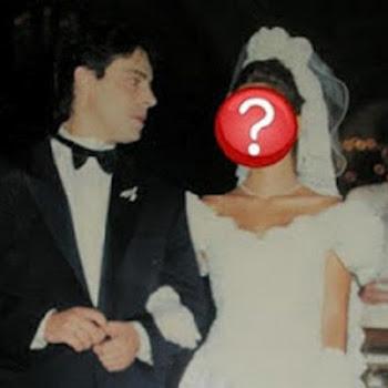 Δείτε την Ελένη Μενεγάκη στον πρώτο της γάμο!
