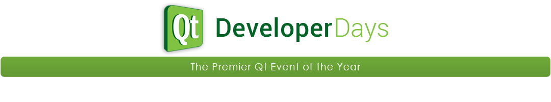 Qt Developer Days: January 2016