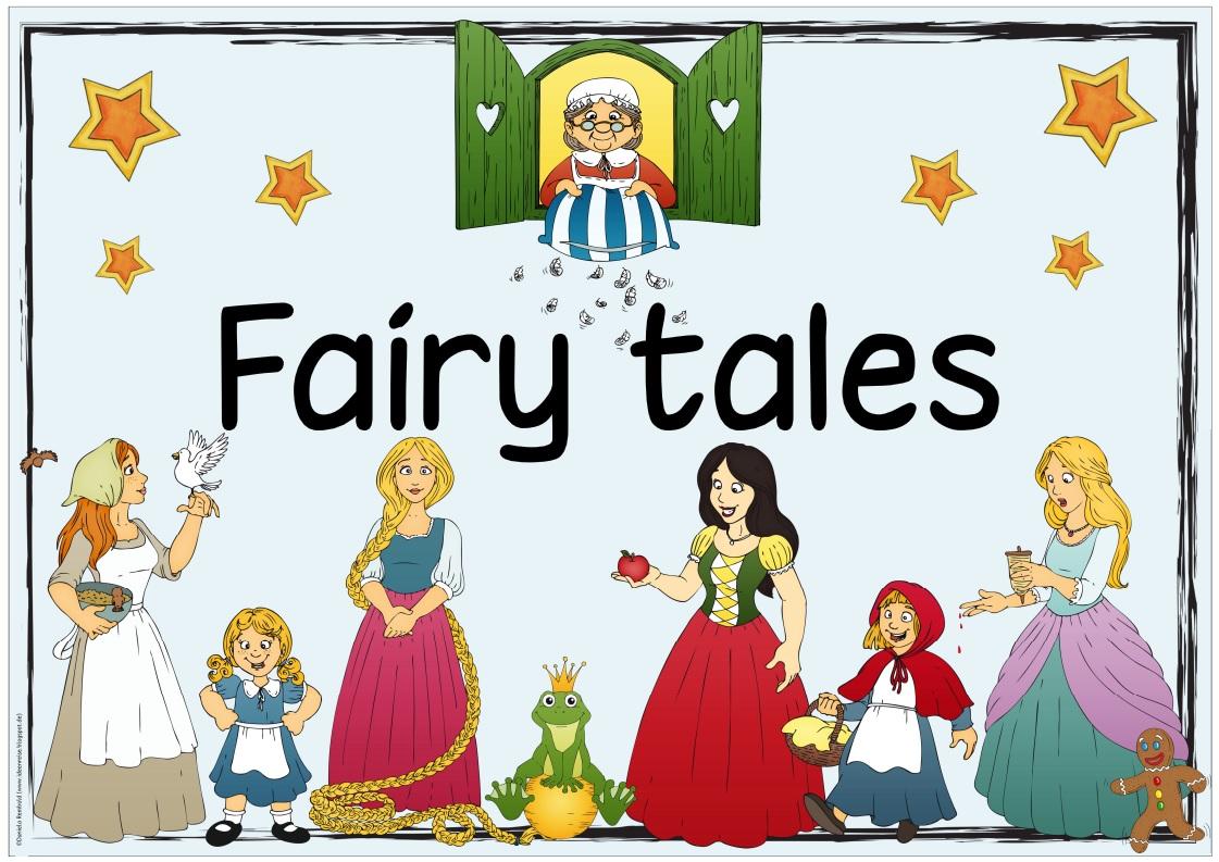 """ideenreise  blog  plakat """"fairy tales"""""""
