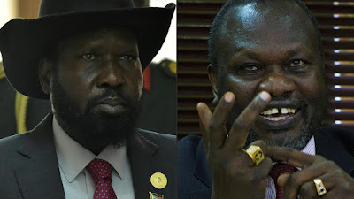 Breaking: South Sudan foes sign deal for 'permanent' ceasefire .Prisoners to be freed under peace deal