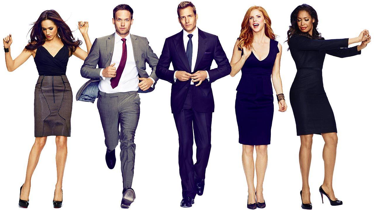 Série favorita do mês: Suits - Homens de Terno
