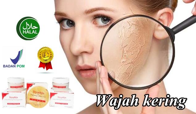 Cream Untuk Wajah Kering Yang Aman, Alami dan Cepat