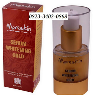 MORESKIN SERUM GOLD NASA PRODUK TERBARU NASA