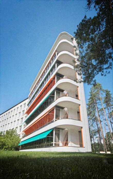 Little Helsinki: Paimio Sanatorium