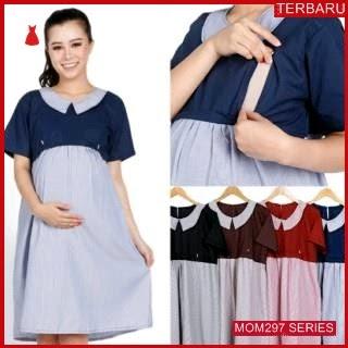 MOM297D15 Dress Hamil Menyusui Modis Rani Dresshamil Ibu Hamil