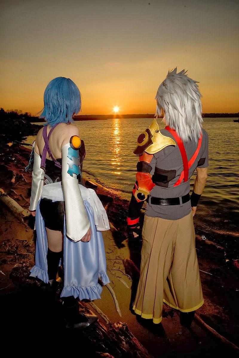 Cosplay Choice For Outgoing Girl: Kingdom Hearts Kairi