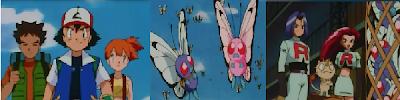 Pokémon Capítulo 21 Temporada 1 Adiós Butterfree