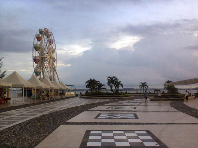 Wahana tempat bermain di Ocarina