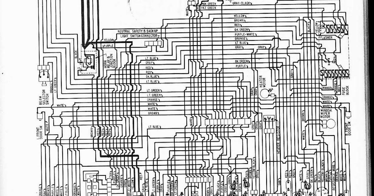 Chevrolet Ignition Wiring Diagram Free Auto Wiring Diagram 1961 Pontiac Catalina Ventura
