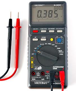 Peralatan dasar untuk belajar Elektronik