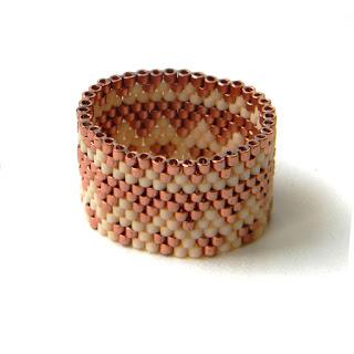 купить кольцо медное подарок на медную свадьбу