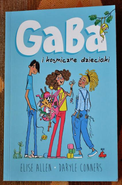 Gaba i kosmiczne dzieciaki