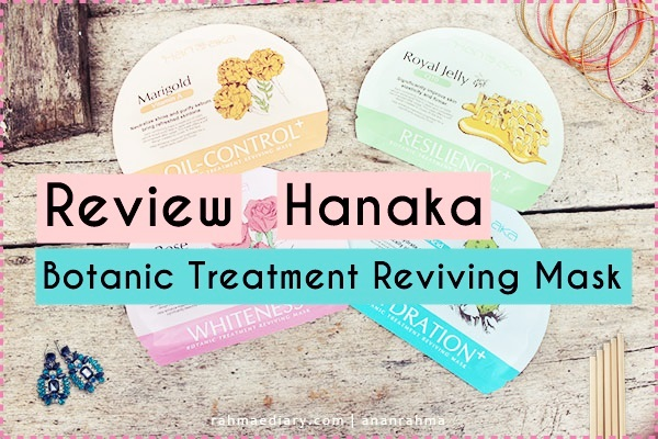 Hanaka Sheet Mask