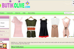 Butik Olive Indonesia Fashion Online Store