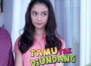 Nadia (Nadya) di Tamu Tak Diundang RCTI