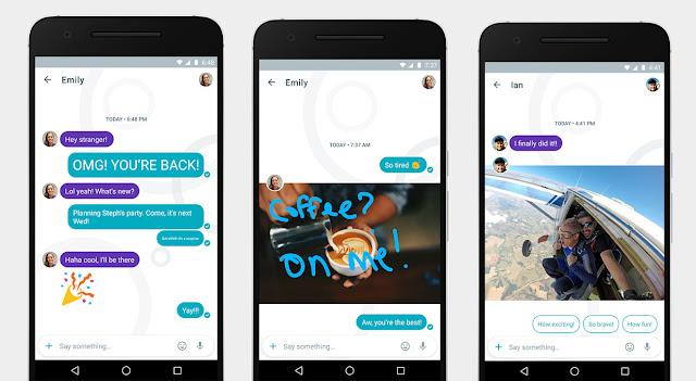 Kelebihan dan Kekurangan Messenger Google Allo