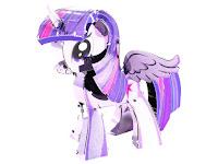 My Little Pony Metal Earth Twilight Sparkle Model Kits