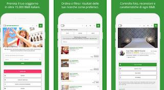App Bed and Breakfast Italia