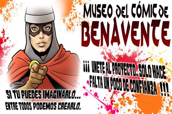 Empieza la recolecta de fondos para impulsar el Museo del Cómic de Benavente